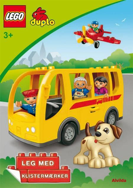 LEGO DUPLO - Bussen - Sjov med klistermærker (sæt a 3 stk. Pris pr. stk. 39,95) af LEGO