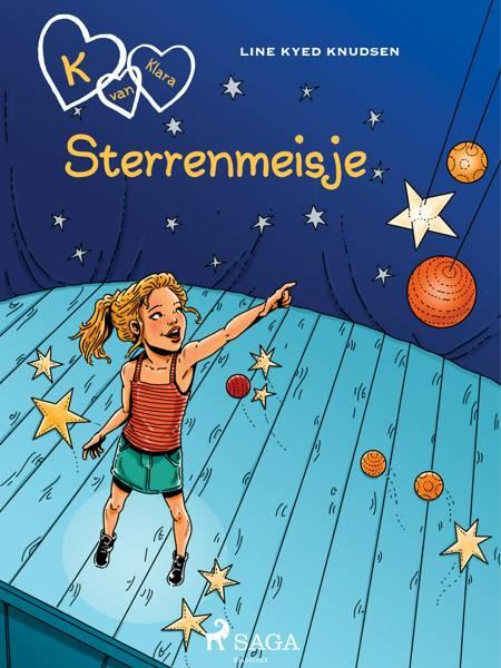 K van Klara 10 - Sterrenmeisje af Line Kyed Knudsen