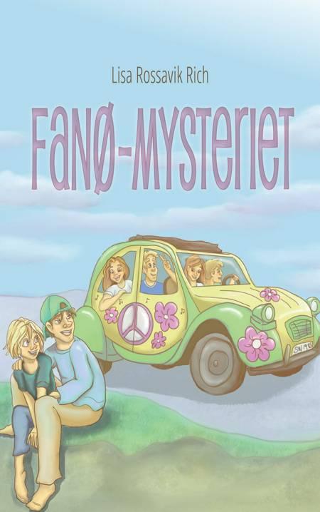 Fanø-mysteriet af Lisa Rossavik Rich