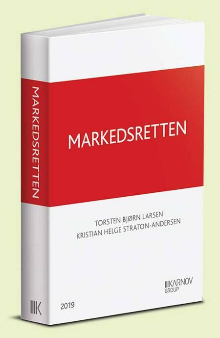Markedsretten - lærebog af Torsten Bjørn Larsen og Kristian Helge Andersen