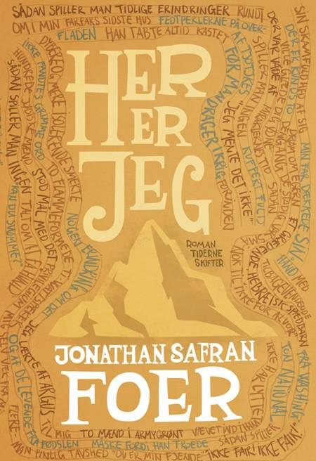 Her er jeg af Jonathan Safran Foer