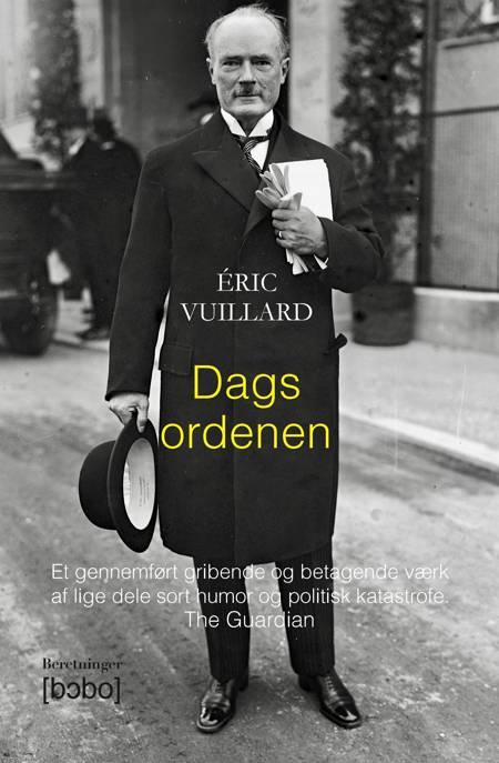 Dagsordenen af Éric Vuillard