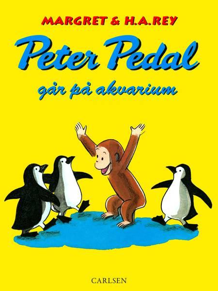 Peter Pedal går på akvarium af H.A. Rey