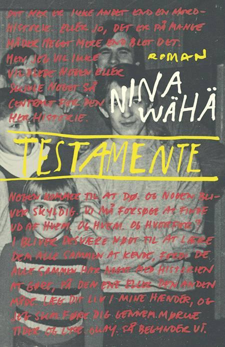 Testamente af Nina Wähä