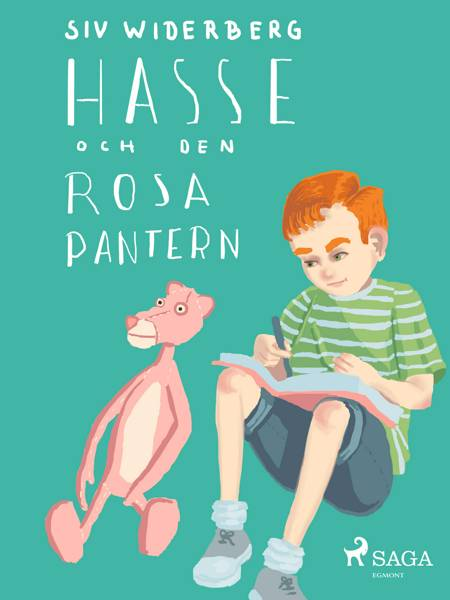 Hasse och den rosa pantern af Siv Widerberg