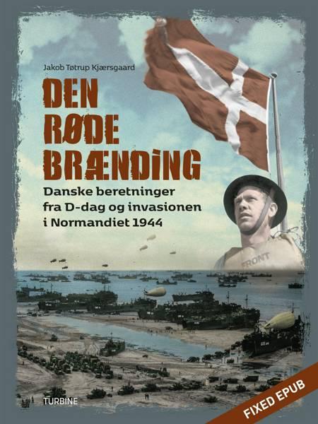 Den Røde Brænding af Jakob Tøtrup Kjærsgaard