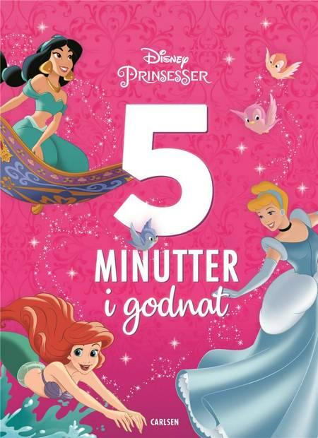Fem minutter i godnat - Disney Prinsesser af Disney