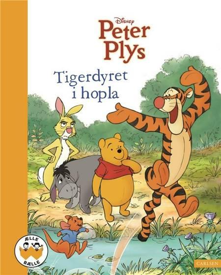 Peter Plys - Tigerdyret i hopla af Disney og Thea Feldman