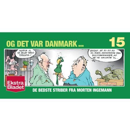 Og det var Danmark 15 af Morten Ingemann
