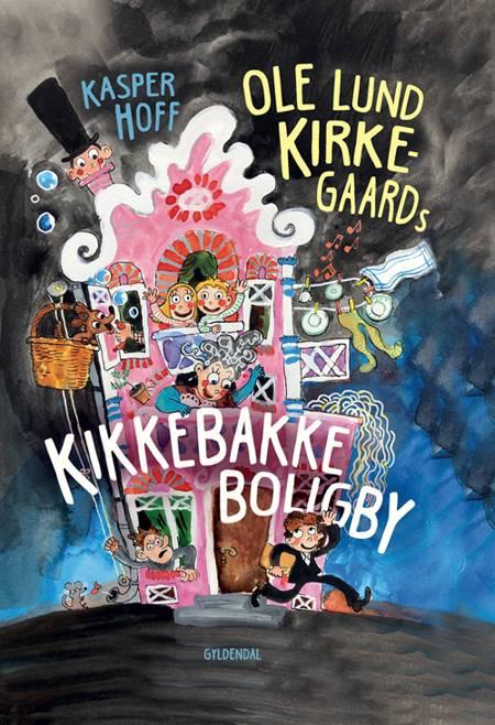 Ole Lund Kirkegaards Kikkebakke Boligby af Kasper Hoff