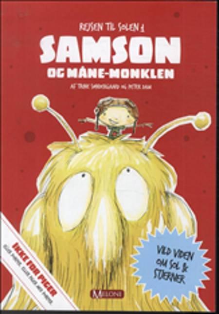 Samson og månemonklen af Trine Søndergaard