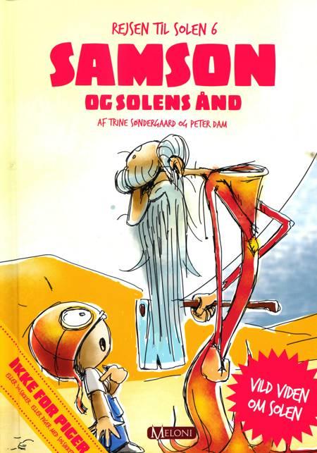 Samson og solens ånd af Trine Søndergaard og Peter Dam