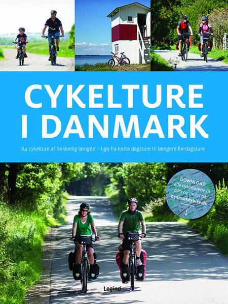 Cykelture i Danmark af Jesper Pørksen og Helle Midtgaard