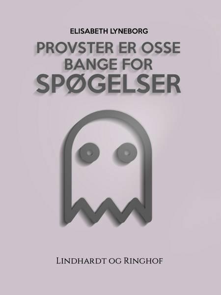 Provster er osse bange for spøgelser af Elisabeth Lyneborg