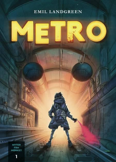 Metro af Emil Landgreen