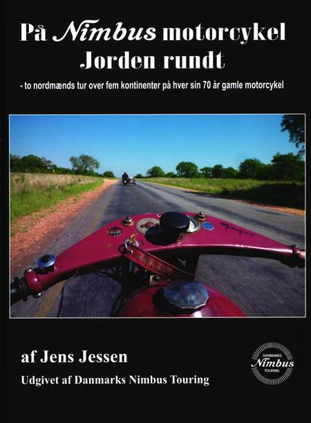 På Nimbus motorcykel Jorden rundt af Jens Jessen