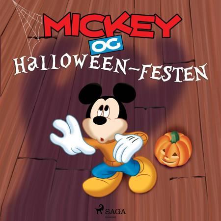 Mickey og halloween-festen af Disney