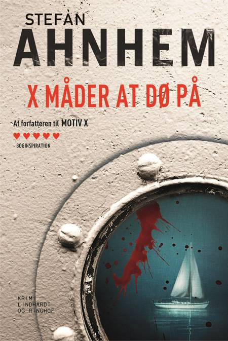 X måder at dø på af Stefan Ahnhem