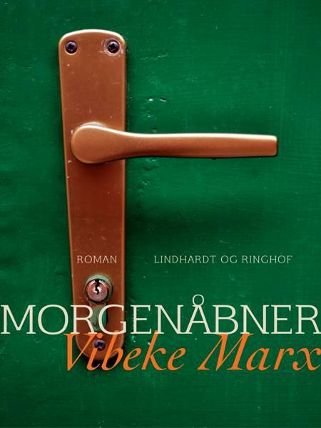 Morgenåbner af Vibeke Marx