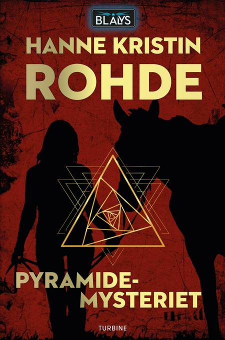 Pyramidemysteriet af Hanne Kristin Rohde