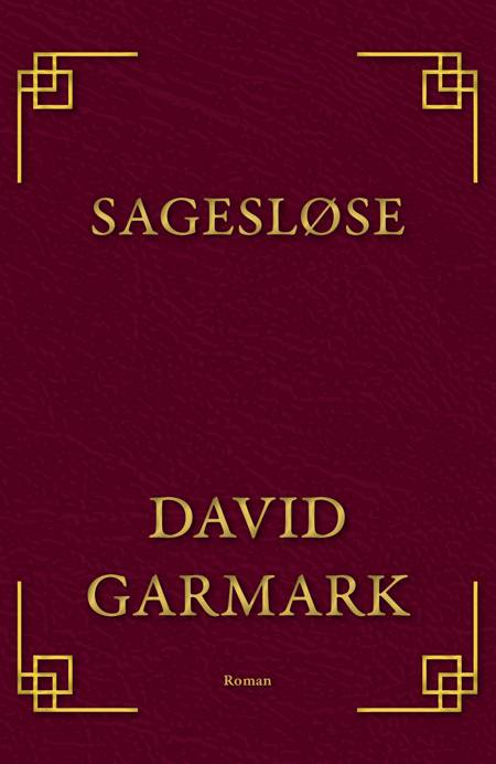 Sagesløse af David Garmark