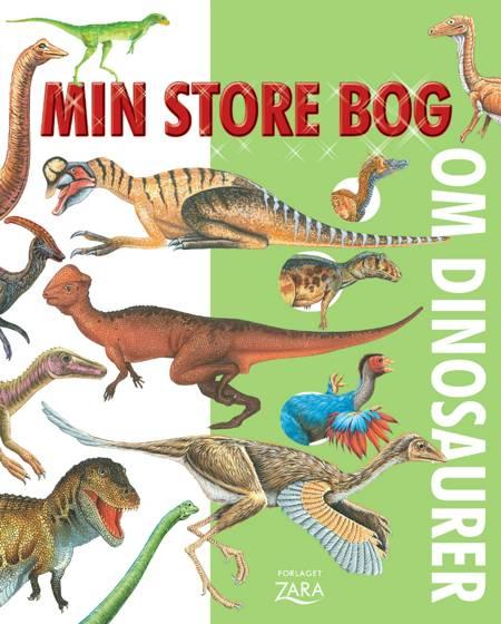 Min store bog om dinosaurer af Zara