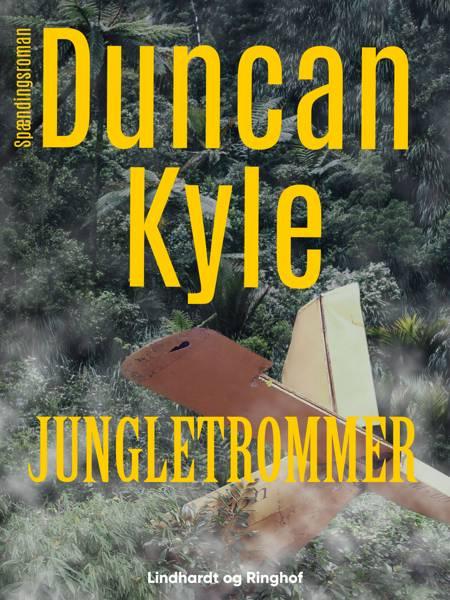 Jungletrommer af Duncan Kyle