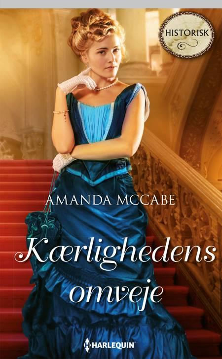 Kærlighedens omveje af Amanda McCabe