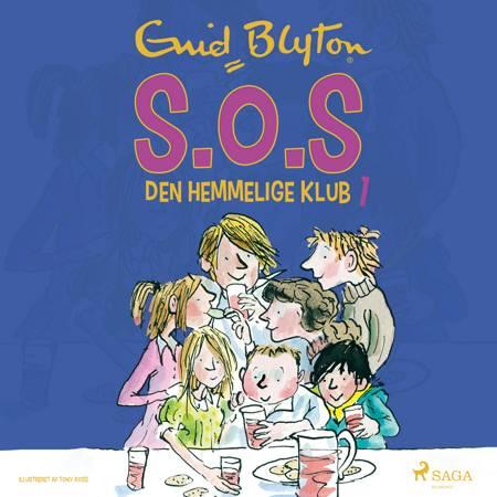 S.O.S - den hemmelige klub af Enid Blyton