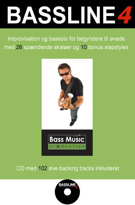 Bassline 4 af Henrik Deleuran