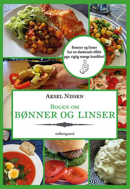 Bogen om bønner og linser af Aksel Nissen