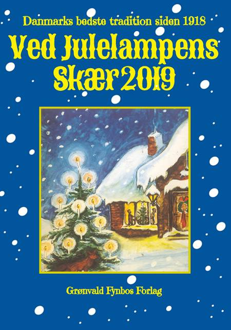 Ved julelampens skær 2019 af Gyldendal