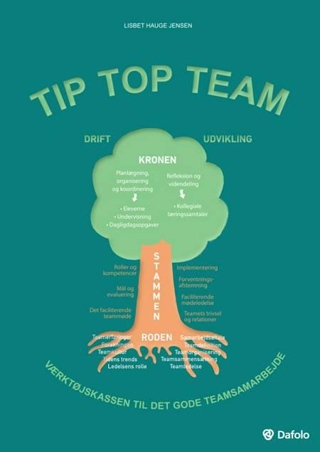 Tip top team af Lisbet Hauge Jensen
