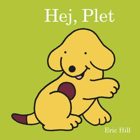 Hej Plet! af Eric Hill