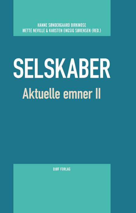 Selskaber af Karsten Engsig Sørensen, Mette Neville, Hanne Søndergaard Birkmose, Mettel Neville og Karsten Engsig Sørensen red.