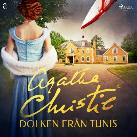 Dolken från Tunis af Agatha Christie