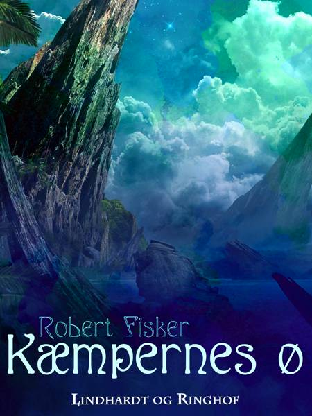 Kæmpernes ø af Robert Fisker