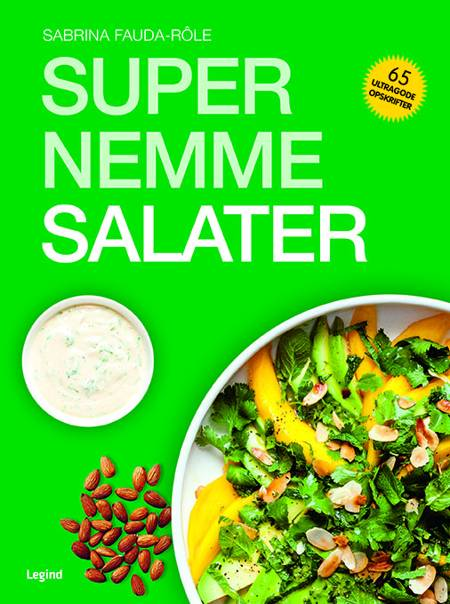 Super nemme salater af Sabrina Fauda-Role