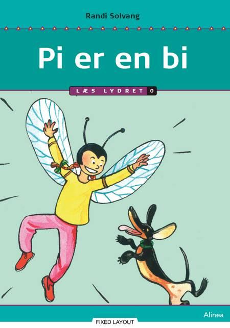 Pi er en bi, Læs Lydret 0 af Randi Solvang