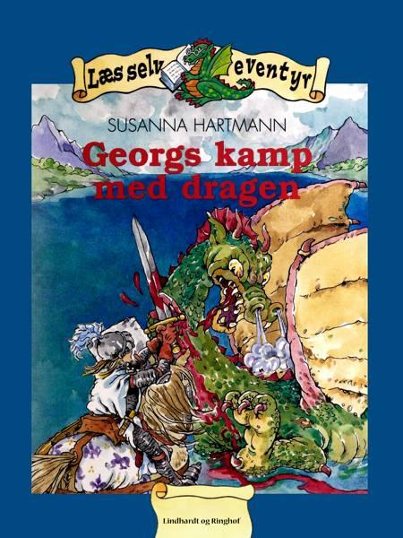 Georgs kamp med dragen af Susanna Hartmann Tegnestue