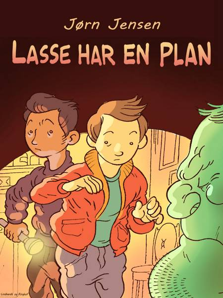 Lasse har en plan af Jørn Jensen