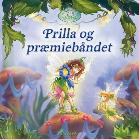 Disney Fairies - Prilla og præmiebåndet af Disney