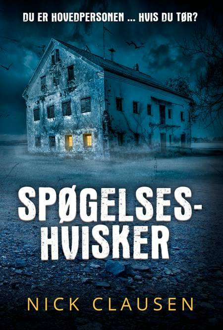Spøgelseshvisker af Nick Clausen