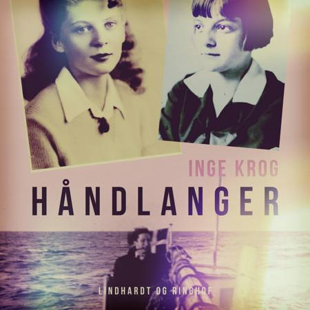 Håndlanger af Inge Krog Holt