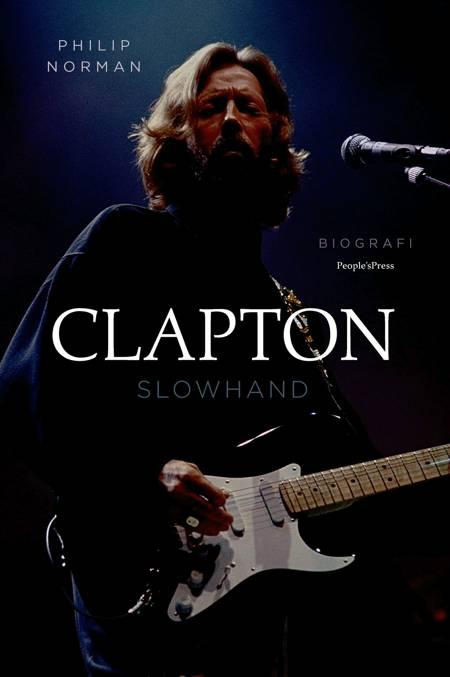 Clapton af Philip Norman