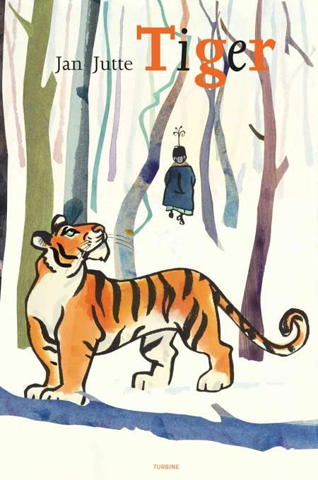 Tiger af Jan Jutte