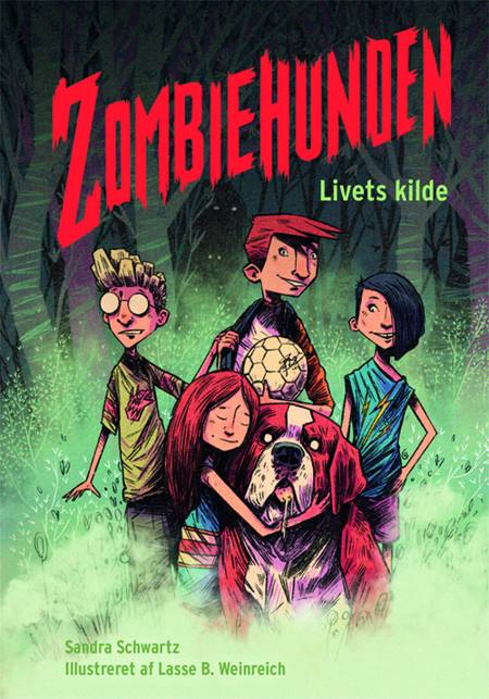 Zombiehunden 1: Livets kilde af Sandra Schwartz