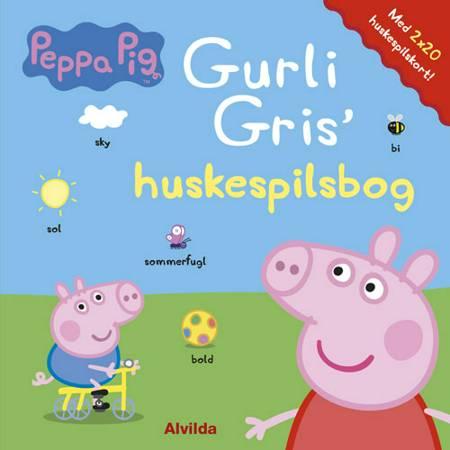 Peppa Pig - Gurli Gris' huskespilsbog (med 2 x 20 huskespilskort)