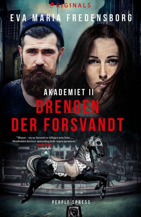 Akademiet 2 - Drengen der forsvandt af Eva Maria Fredensborg