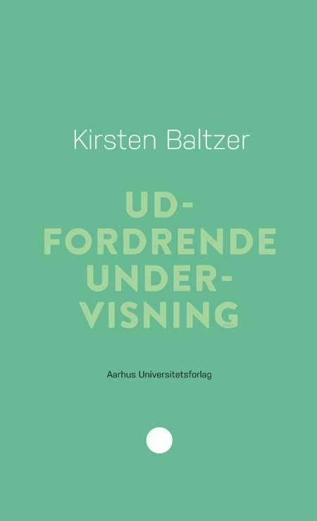 Udfordrende undervisning af Kirsten Baltzer